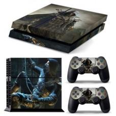 """Наклейка виниловая """"Thief"""" для PS4"""