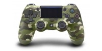 Джойстик Dualshock 4, V2 , Green Camouflage для Playstation 4
