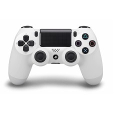 Джойстик Dualshock 4, V2 , белый для Playstation 4