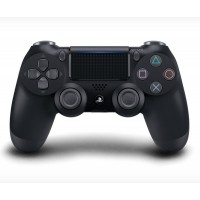 Джойстик Dualshock 4, V2 , черный для Playstation 4