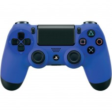 Джойстик Dualshock 4, V2 , синий для Playstation 4