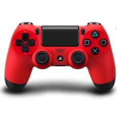 Джойстик Dualshock 4, V2 , красный для Playstation 4
