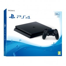 Sony PlayStation 4 Slim  500 ГБ Black CUH-2216A