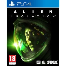 Alien: Isolation русская версия для PS4