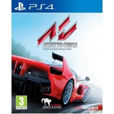 Assetto Corsa русские субтитры для PS4