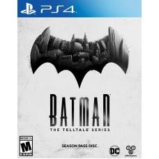 Batman: The Telltale Series русские субтитры для PS4