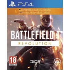Battlefield 1 Революция русская версия для PS4