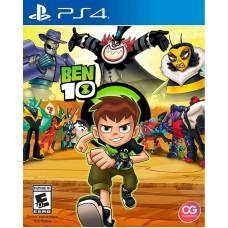 Ben 10 для PS4