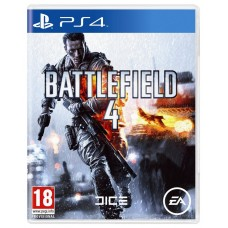 Игра для Playstation 4 Battlefield 4 русская версия