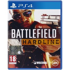 Battlefield Hardline русская версия для PS4