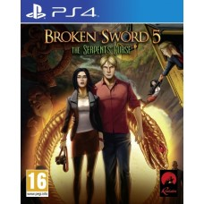 Broken Sword 5. The Serpent's Curse русские субтитры PS4