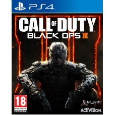 Call of Duty Black Ops III русская версия для PS4
