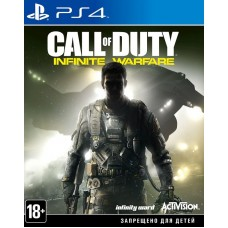 Call of Duty: Infinite Warfare русская версия для PS4