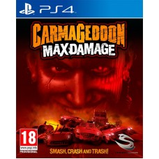 Carmageddon Maxdamage русские субтитры для PS4
