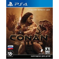 Conan Exiles русские субтитры для PS4