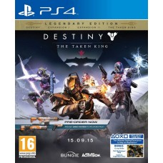 Игра для Playstation 4 Destiny: The Taken King. Legendary Edition