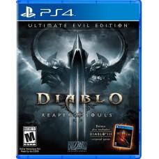 Diablo III. Reaper of Souls: Ultimate Evil Edition русская версия для PS4