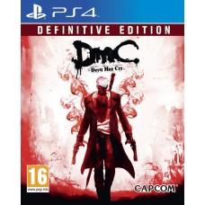 DmC Devil May Cry. Definitive Edition русские субтитры для PS4