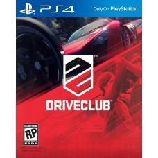 DriveClub русская версия для PS4