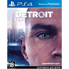 Игра для Playstation 4 Detroit: Стать человеком русская версия