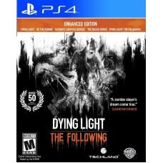 Dying Light The Following Enhanced Edition русские субтитры для PS4