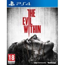 Evil Within русские субтитры для PS4