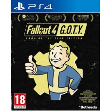 Fallout 4 GOTY Edition русские субтитры для PS4