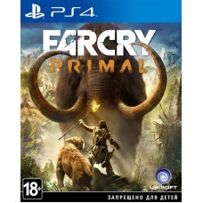 Far Cry Primal русская версия для PS4