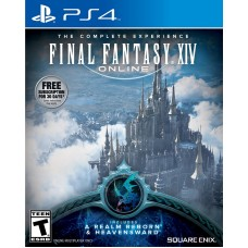 Final Fantasy XIV. The Complete Experience для PS4