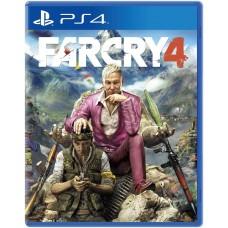 Far Cry 4 русская версия для PS4