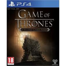 Game of Thrones: A Telltale Games Series русские субтитры для PS4