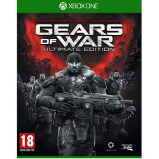 Gears of War Ultimate Edition русские субтитры для Xbox One