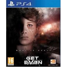 Get Even русские субтитры для PS4