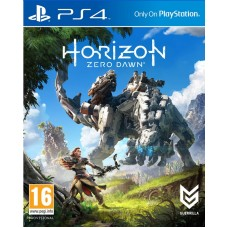 Horizon Zero Dawn русская версия для PS4