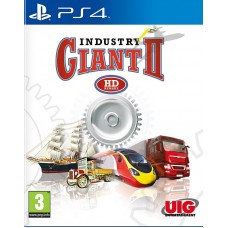 Industry Giant 2 русские субтитры для PS4