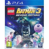LEGO Batman 3: Beyond Gotham русские субтитры для PS4