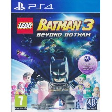 Игра для Playstation 4 LEGO Batman 3: Beyond Gotham русские субтитры