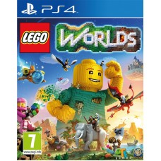 Игра для Playstation 4 LEGO Worlds
