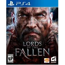 Игра для Playstation 4 Lords of the Fallen русские субтитры