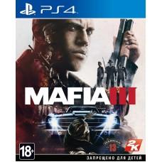 Mafia III русские субтитры для PS4
