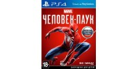 Marvel Spider-Man русская версия для PS4