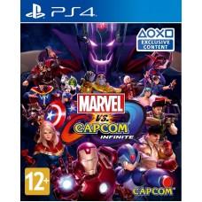 Marvel vs. Capcom: Infinite русские субтитры для PS4