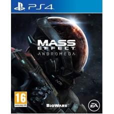 Mass Effect: Andromeda русские субтитры для PS4