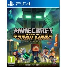 Minecraft Story Mode - Season 2 русские субтитры для PS4
