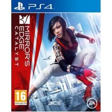 Mirror's Edge: Catalyst  русская версия для PS4