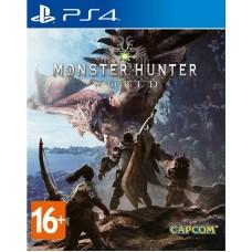 Игра для Playstation 4 Monster Hunter: World русские субтитры