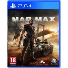 Игра для Playstation 4 Mad Max русские субтитры