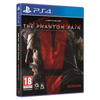 Metal Gear Solid V: The Phantom Pain для PS4
