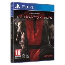 Игра для Playstation 4 Metal Gear Solid V: The Phantom Pain