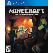 Minecraft  русская версия для PS4